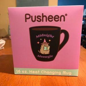 New unopened Pusheen mug (heat changing)
